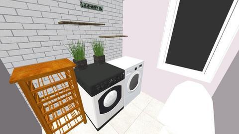 laundry - Modern - by luciana_liono