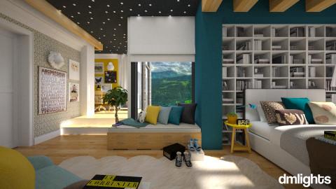 FaultInOurStars - Bedroom - by DMLights-user-1159442