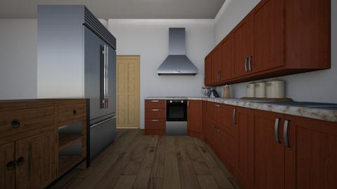 kitchen  - Kitchen  - by shaked_pery