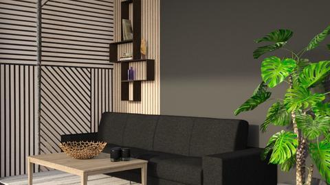 wood living - Living room  - by Swig