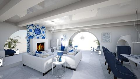 greece 9 - Living room  - by nikola00211