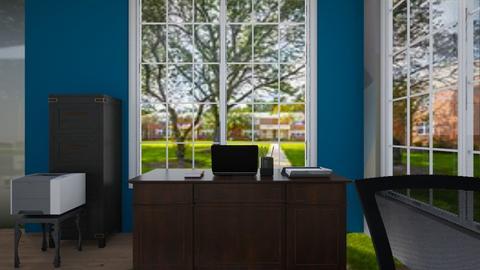 Joels seat - Office  - by Jeycie Designs