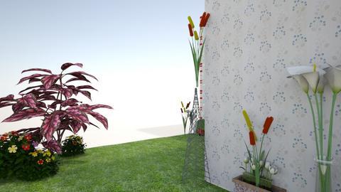 idek - Rustic - Garden  - by cheesyjokeii