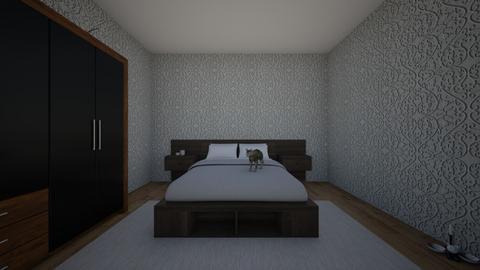 my room - Classic - Bedroom  - by abril godinez