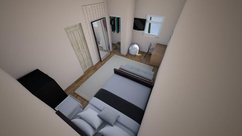 bedrrom better - Modern - Bedroom - by naomiloveswp