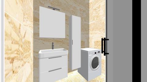grodzka - Bathroom  - by tworzy23