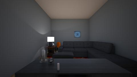 Room - Living room  - by Kaylee Ribich
