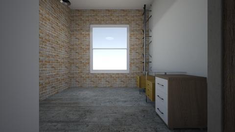 refurbished office - Modern - by decordiva1