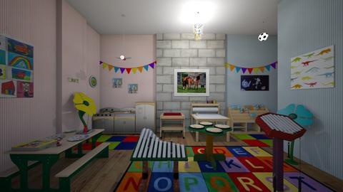 Daycare - Modern - Kids room - by Irishrose58