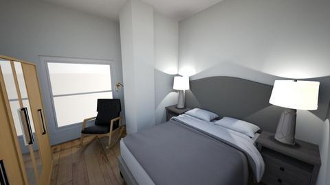 Habitacion Esperanza Dobl - Bedroom  - by carminacervera
