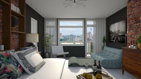 Bedroom Redesign - Modern - Bedroom  - by DeborahArmelin