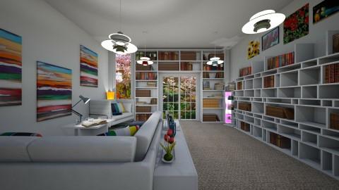 K library  - by Katiewaldo7