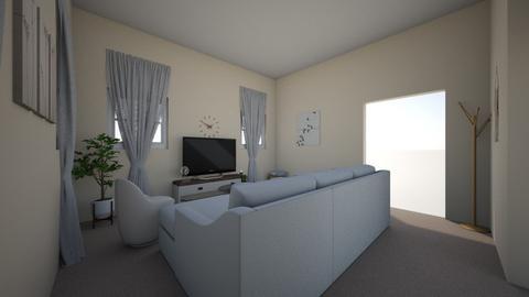Living Room by Johanna - Living room - by JohannaG