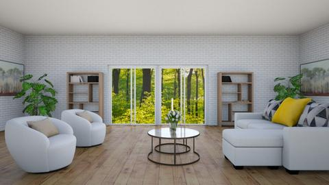 Soft Living - Living room  - by H A L O