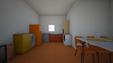 Design - Kitchen  - by Austin C