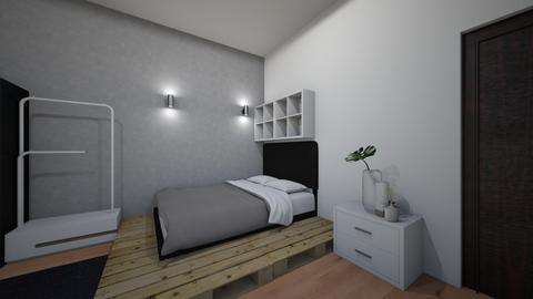 Kamar 2 - Modern - Bedroom - by Farhan Herjanto