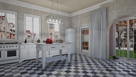Shabby Chique - Kitchen - by LiveItUp