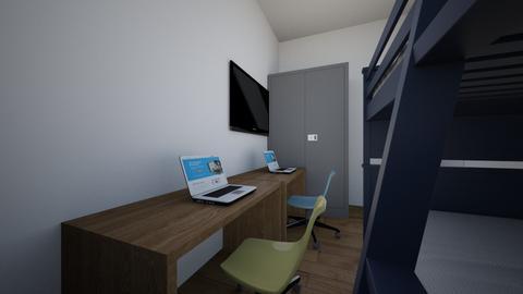 room - Bedroom  - by NinjasHyperLBJ