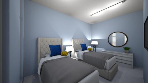 quarto de hospedes - Minimal - Bedroom  - by kelly ketly