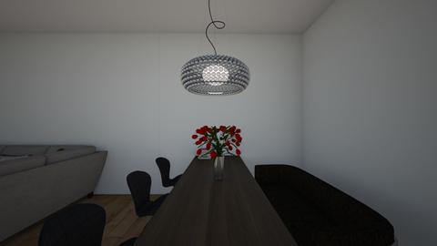 kitchen - Living room  - by merxxo