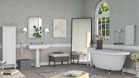 Bathroom 2 - Bathroom  - by Sally Simpson