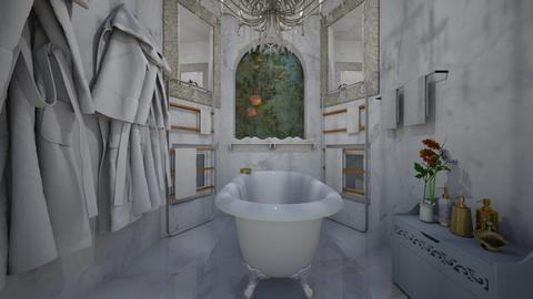 Dreamy Marble Update  - Classic - Bathroom  - by MiDesign