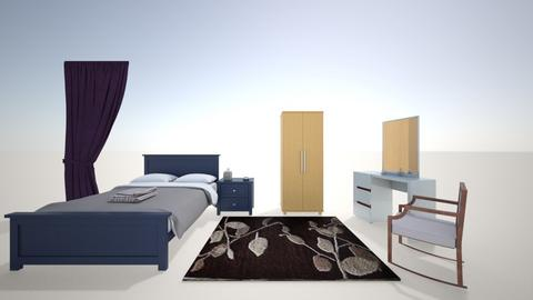 Khalid Akhter - Glamour - Bedroom  - by Khalid Akhter