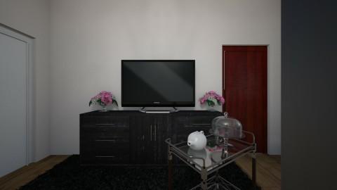 Christys Room - Feminine - Bedroom - by ccg