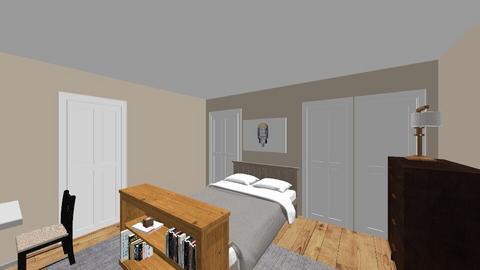 Hinkebein Boys Bedroom - Classic - Bedroom - by abbybell6