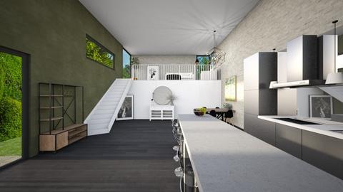 Big living - Living room  - by Noa Jones