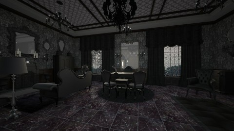 Black Office - Classic - Office - by Pirschjaeger