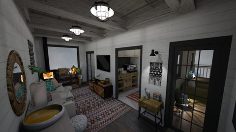Container tiny house - Rustic - by mmt_regina_nox