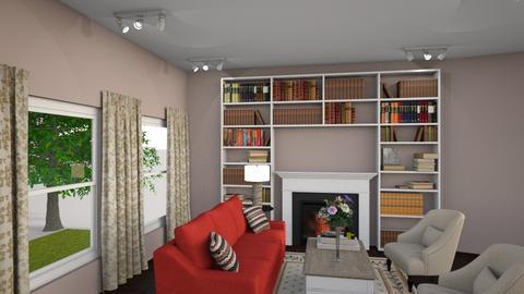 Elegant Living - Living room  - by Flaflaf