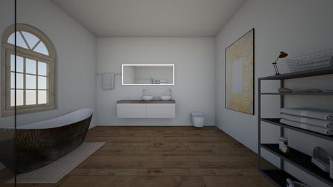 Martina Tejada - Modern - Bathroom  - by Martina Tejada Reyes