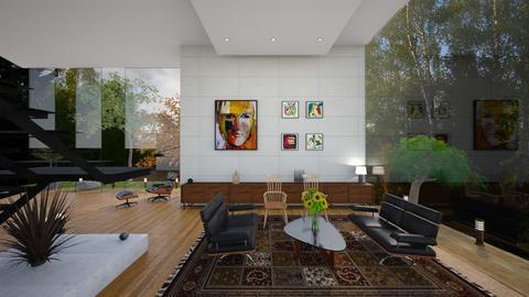 Muletro - Living room  - by Nay Karsan