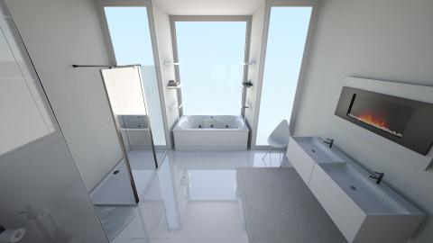 hh - Bathroom - by mariamarco