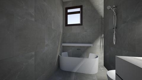 ya - Bathroom - by hanoufa5