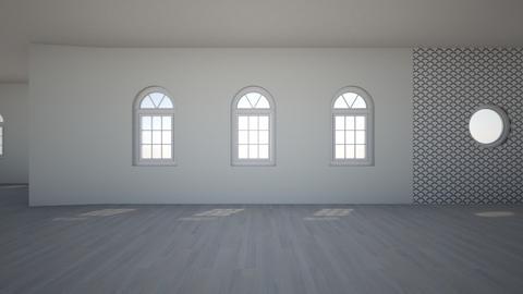 Frank Lloyd Wright Design - Minimal - Dining room  - by Jennalie001