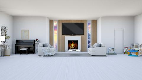 Contest_1 - Modern - Living room  - by Arianna_10