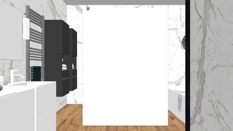 Bany - Bathroom  - by quadrado