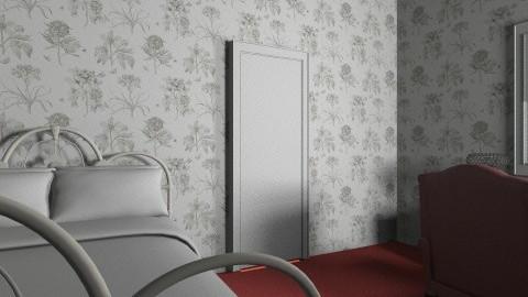 Master Bedroom - Classic - Bedroom  - by Jassiecat600