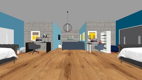 NM - Modern - Bedroom  - by Noa Jones