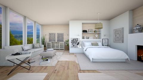 Fey S - Bedroom  - by Ferplace