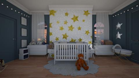 My little star - Kids room  - by MiaM