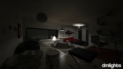 Ground Floor1 - Living room - by DMLights-user-982928