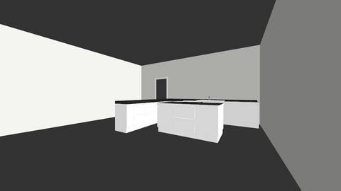 keuken1 - Kitchen - by EstherKielswieke