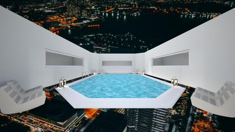 Pool Area - Modern - by riordan simpson