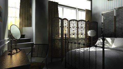 Lost Fairy Tales - Vintage - Bedroom  - by hetregent