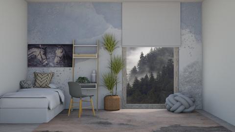 Its a stormy Day remix - Bedroom  - by Doraisthe_nameofmydoggo12345