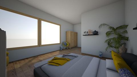 Bedroom - Bedroom  - by enibaf